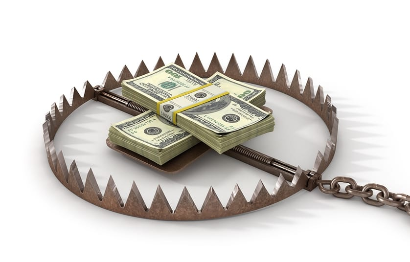The Money Trap - Payday Loans